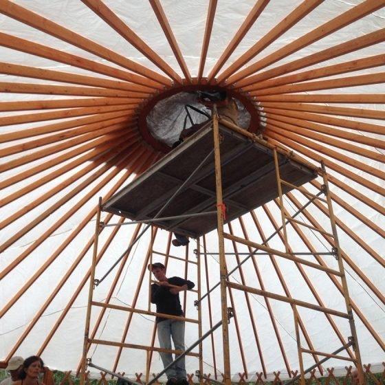 The Yurt 1