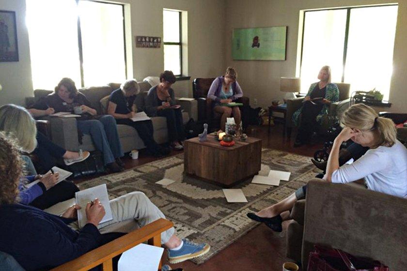 Main House Writing Workshop